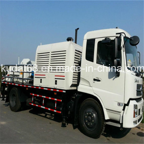 90m3/H Electric Concrete Pump (5120THB - 1616 - 90) pictures & photos