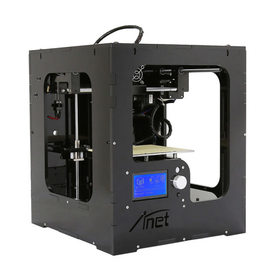 2016 New Version Manufacturer Direct Sale Fdm Desktop Assembled 3D Printer pictures & photos