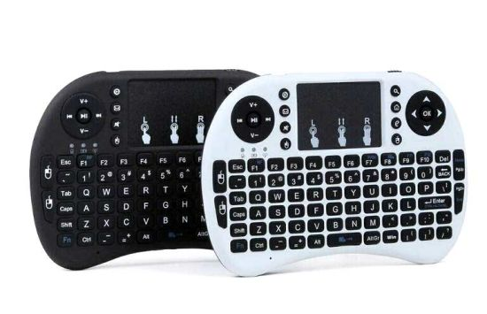 92 Keys Mini 2.4G Wireless Keyboard with 800mA Lithium Battery pictures & photos