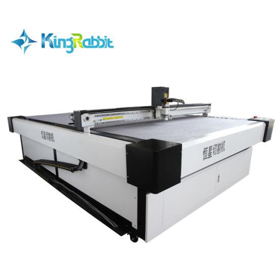 Digital Efficient Oscillation Knife Cloth Cutting Machine