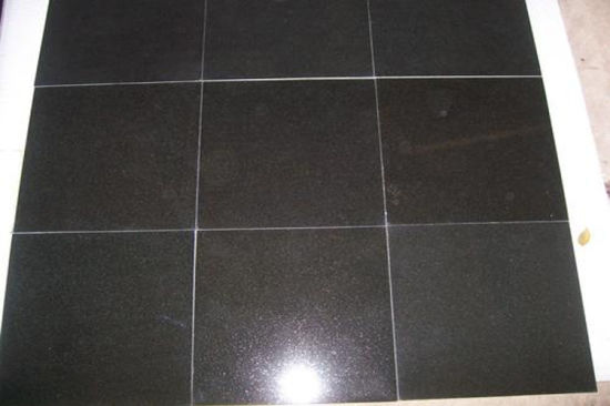 Factory Direct Sale Natural Shanxi Black/Hebei Black/China Black Granite Stone Slab pictures & photos
