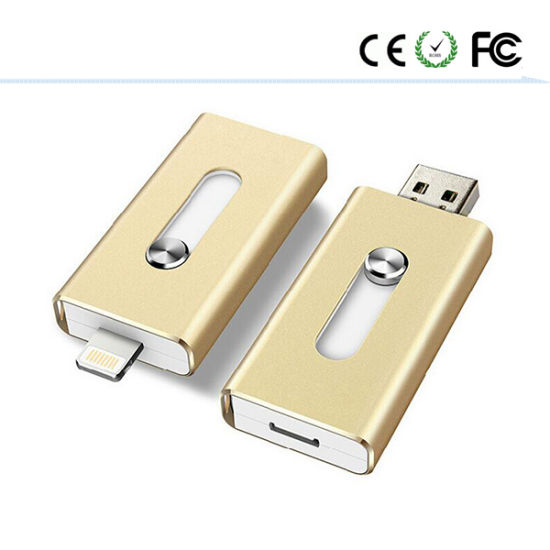 USB OTG Phone Port U-Disk Pen Flash Drive Memory Stick pictures & photos