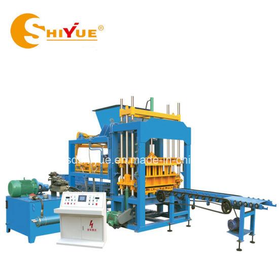 Qt5-15 Automatic Concrete Cement Block Making Machine