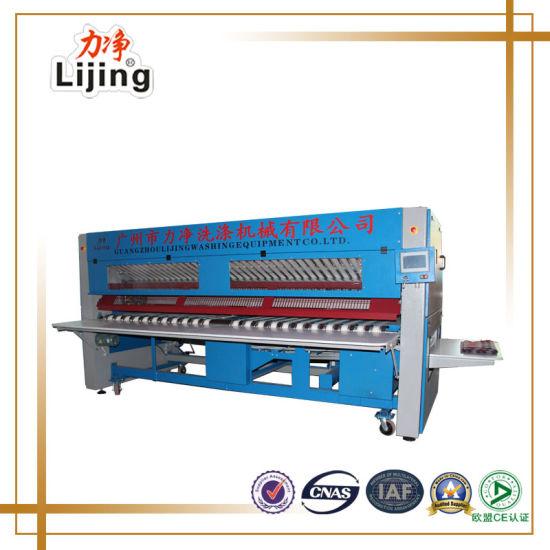 Fully Automatic Laundry Bed Sheet Folding Machine