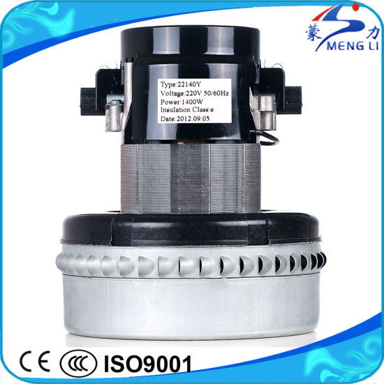 Zhongshan China Supplier Ametek Vacuum Motor 1400W (MLGS-05SA)