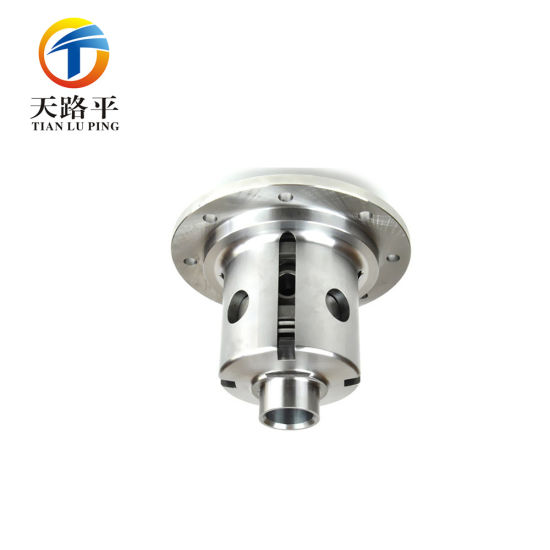 Aluminum / Stainless Steel /Zinc /Copper /Brass Precise Cast and CNC Machined Parts OEM Customized Machinery Parts with CNC Machining