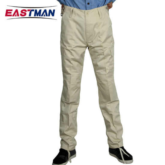 Good Tailored Tc Casual Pants with Hip Pad