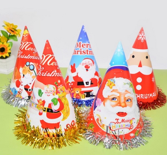 OEM Hot Selling Christmas Hats pictures & photos