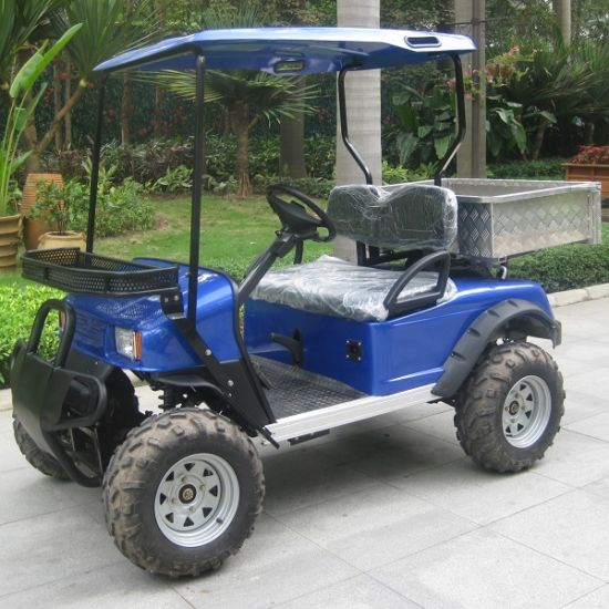China OEM Manufacturer 2 Seats Electric Utility ATV Farm Vehicle (DH-C2) pictures & photos
