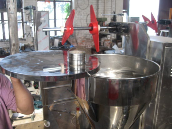 Tomato Paste Sachet Packing Machine pictures & photos