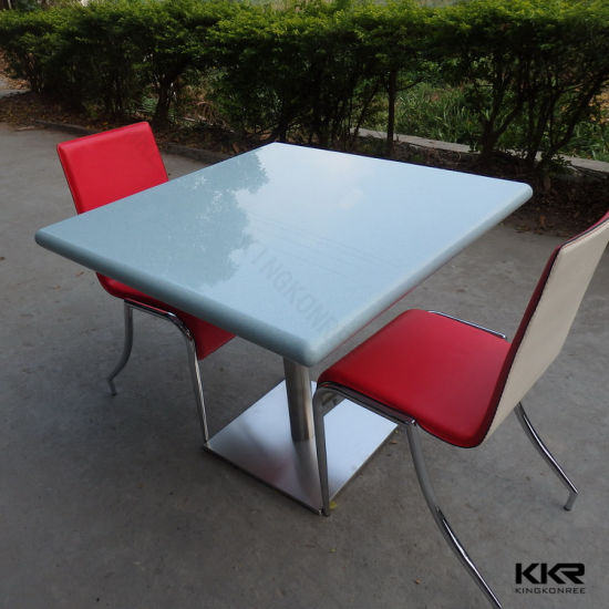 Genial Hotel Dining Furniture Modern Marble Table Top Dinner Table