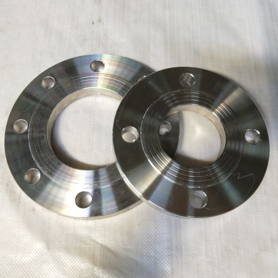 ANSI Class 150 304 Stainless Steel/Carbon Steel Forged Blind Flange pictures & photos