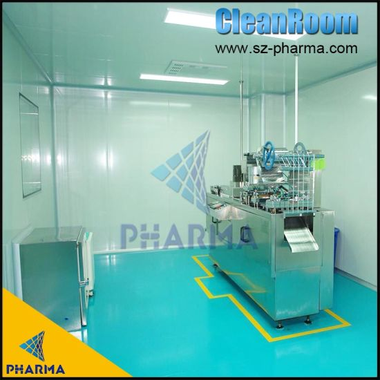 Pharmaceutical Modular Cleanroom Project pictures & photos