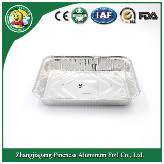 Wholesale Aluminum Foil Container pictures & photos