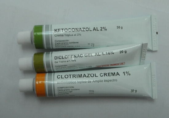 GMP Certificated Ointment, Pharmaceutical Drugs, Nitrofurazone Ointment (0.2%) , Nitrofurazone pictures & photos