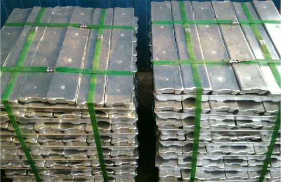 High Purity Zinc Ingot From Professional Factory