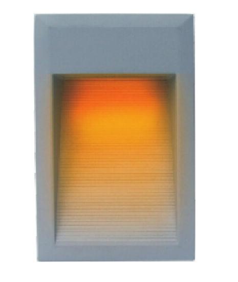 LED Aluminum 1.5W Energy-Saving Wall Light (HWL-11G)