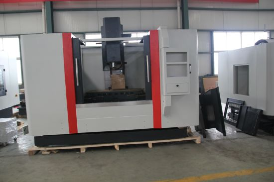 CNC Vertical Machining Center CNC Milling Machine Vmc1060 pictures & photos