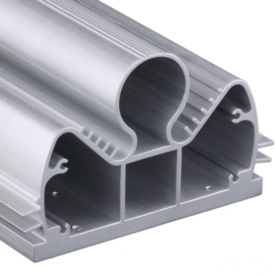 Aluminium OEM Extrusion Profile with (ISO 900: 2008; TS16949: 2008 certificated) pictures & photos