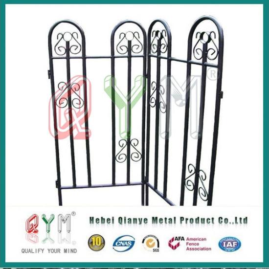 China Garden Fence/Garden Border Edging Fence/ Metal Garden Supplies ...