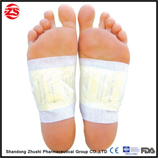 2019 Wholesale Price Chinese Natural Herbal Detox Foot Patch pictures & photos