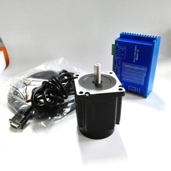 NEMA23 Closed Loop Motor+Encoder+ Driver+3m Wires pictures & photos