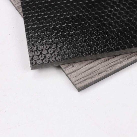 China 55mm Noisy Proof Vinyl Tile China Vinyl Flooring Spc Flooring