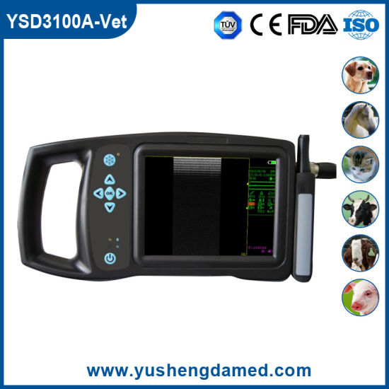 The New RFID Veterinary Diagnostic Equipment System Ultrasound Scanner pictures & photos