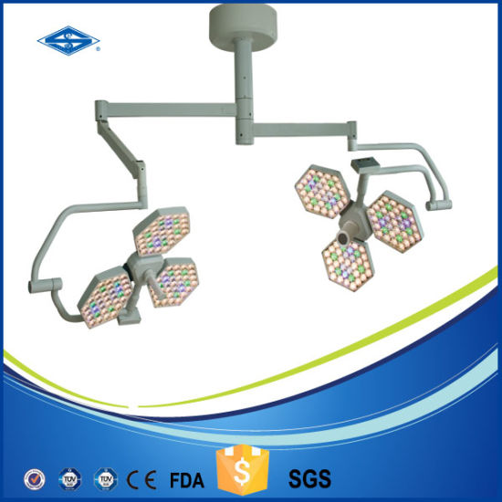 Adjust Color Temperature Mobile Surgical LED Light (SY02-LED3S) pictures & photos