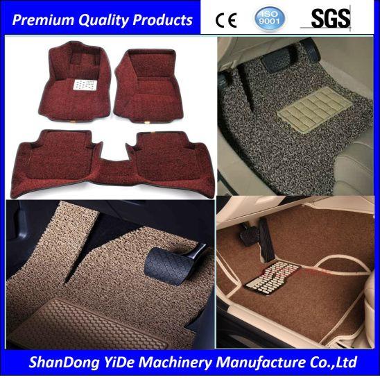 China Plastic Floor Mats For Cars China Pvc Carpet Car Mats