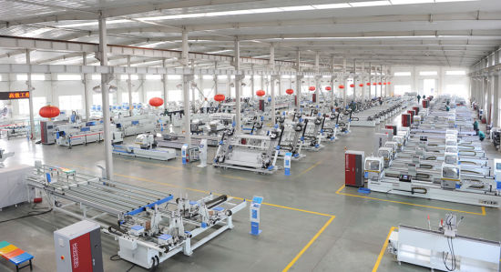 CNC High Efficiency Automatic Double Glass Production Line pictures & photos