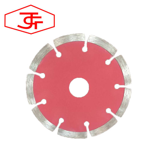 Wholesale 115mm Segment Diamond Saw Blade for Cutting Granite pictures & photos