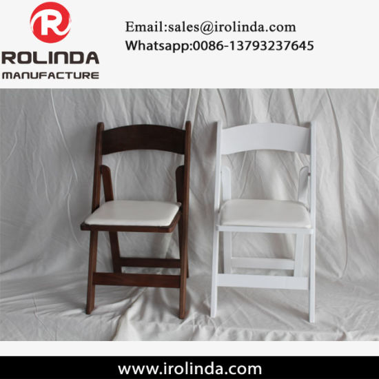Wholesale Quality Pouplar Hotsales Resin Folding Chair for Banquet