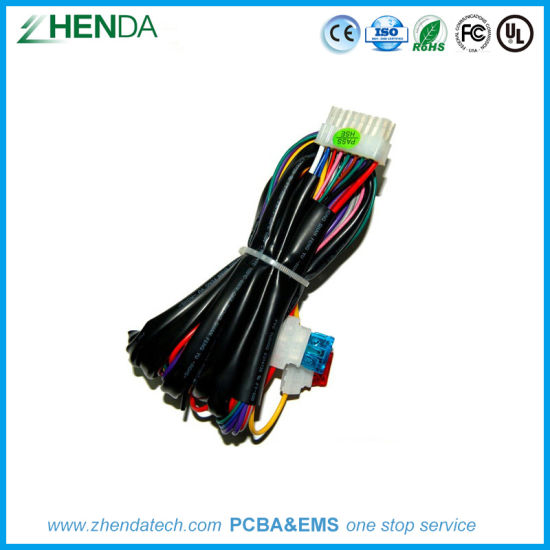 China Wiring Harness Manufacturer Produces Custom Cable ... on