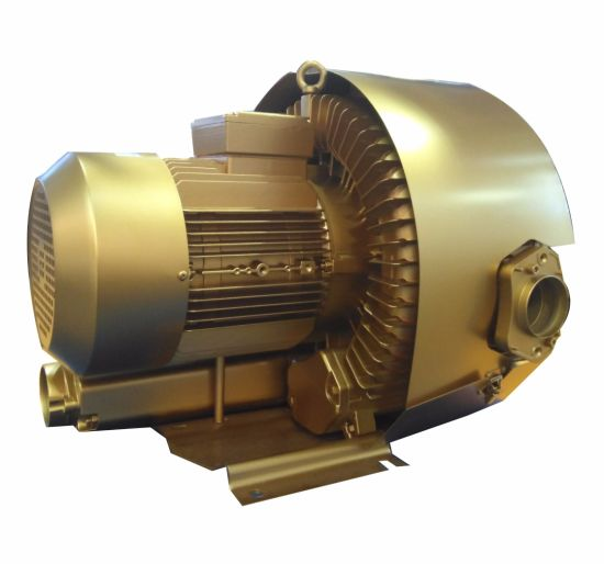 China High Pressure 1 5kw Vortex Regenerative Air Blower For Fish Pond Aerator China Side Channel Blower Regenerative Blower