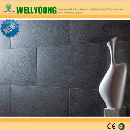 Luxury Vinyl Self-Adhesive Wall Tiles for Hotel Rooms pictures & photos