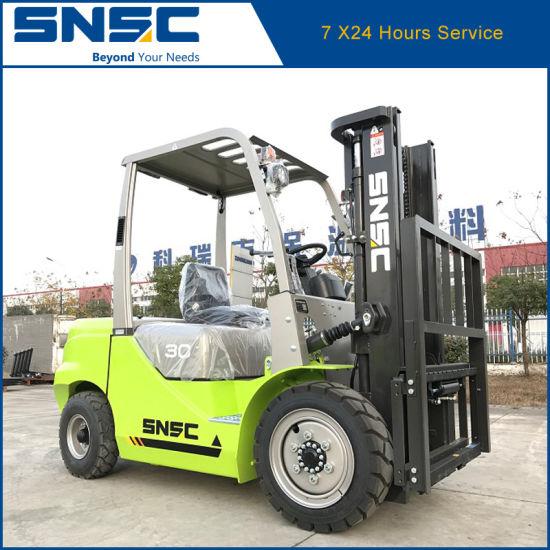Japan Engine 3 Ton Diesel Forklift Price
