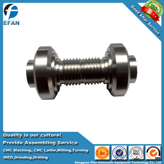 OEM Precision CNC Machining Stainless Steel Turning Part for Dispensing Machine Spare