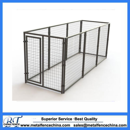 China 1.5X1.8m Welded Wire Panel Large Outdoor Galvanized Welded Pet ...