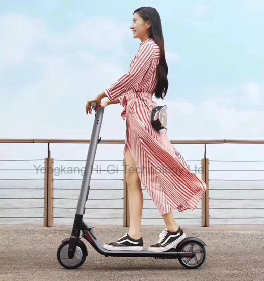 """350W No Wire Design Suspension Electric Scooter Hgs-9, 8"""" E Scooter Ninebot Es2/Es1"""