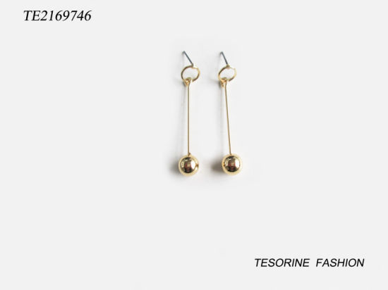 2019 Wholesale Fashion Design Simple Earrings Jewelry China