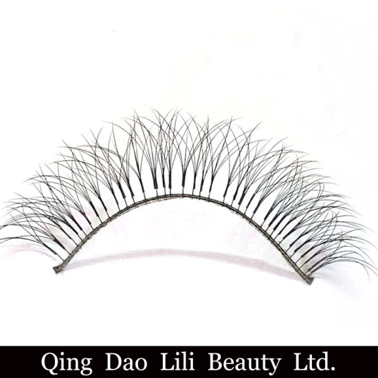 7935372f22d 0.10mm 0.07mm Premade Volume Lashes Fans 4D Knot Free Individual Lashes 3D  4D 5D