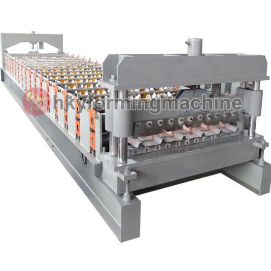 Top Quality Corrugated Profile Tile Making Machine