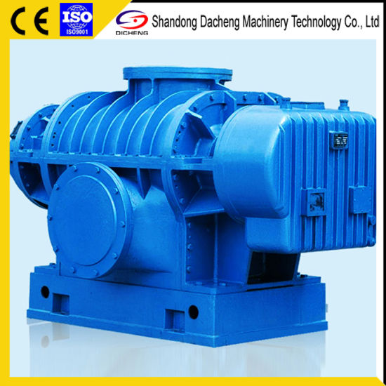 Drrf295 Positive Displacement Root Blowers Chemical Filter Unit