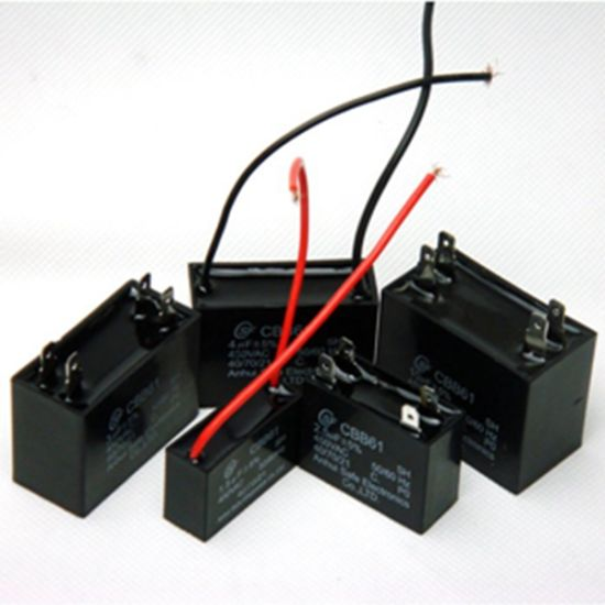 UL List and High Quality AC Motor Capacitors 35UF