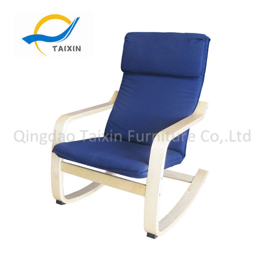 Pleasant China Relaxing Modern Wooden Rocking Chair With Soft Foam Uwap Interior Chair Design Uwaporg