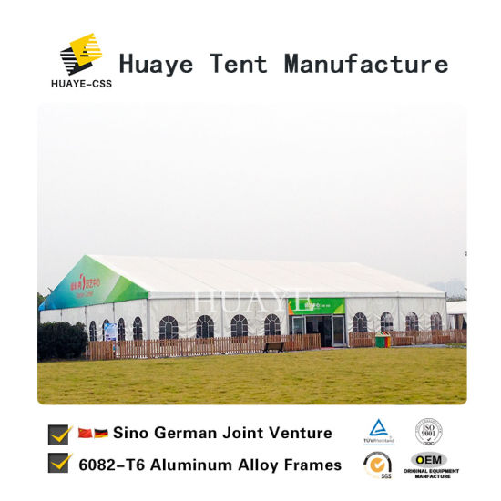 Large Outdoor Big Marquee Exhibition Tent for International Trade Fair pictures & photos
