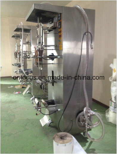 Good Quality Water Liquid Milk Juice Pouch Sachet Sealing Filling Packing Machinery