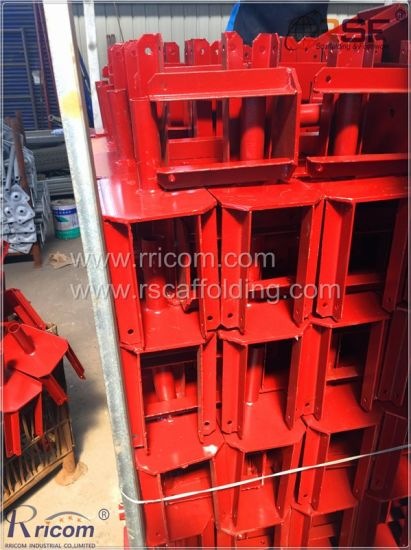 Construction Adjustable Beam Support Scaffolding Forkhead pictures & photos