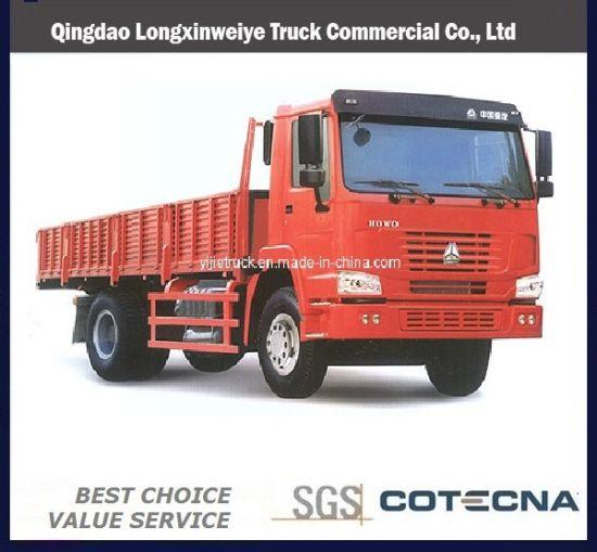 Sinotruk HOWO 4X2 10ton Cargo Lorry Truck